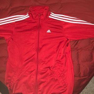 Adidas retro 3-stripe sleeve jacket
